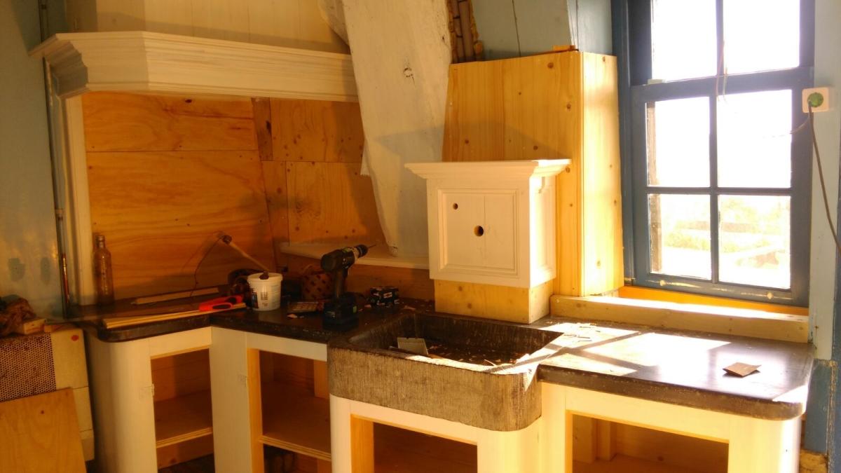 Keuken interieur in \'t Zand | Stefan Witteman